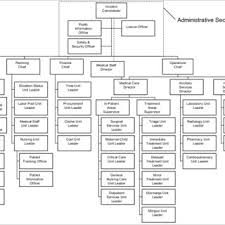 Ems Ics Chart Recommended Modifications Of Hospital Emergency Incident