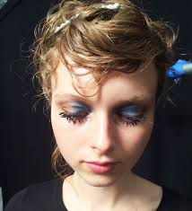 the makeup backse at marc jacobs s 2016 spring new york show