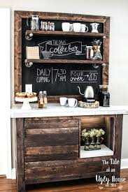 kitchen coffee station rustic coffee bar coffee station ideas for small kitchen