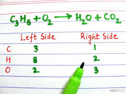 how to balance chemical equations 6 steps with pictures helpful trick to reate and practice balancing reactions with students