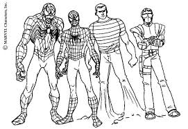 Small Picture spiderman 3 venom coloring pages spiderman coloring pages online