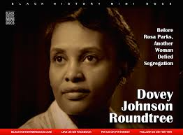 「Dovey Johnson Roundtree」の画像検索結果
