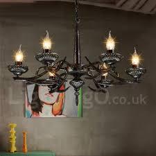 industrial style steel lighting living room study dining room clothing coffee