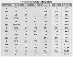 Women S Shoe Width Chart Keds Size Chart Bedowntowndaytona Com