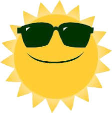 Image result for clipart sunglasses