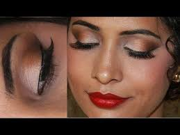 clic indian stani bridal makeup