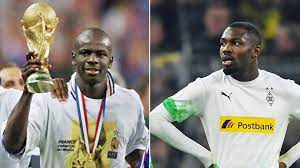You see Lilian Thuram, I just see my dad!