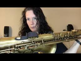 Product Review Deluxe WAW <b>Saxophone Thumb Rest</b> - YouTube