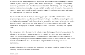 Cover Letter Computer Science Writing Resources Essay Help Academic
