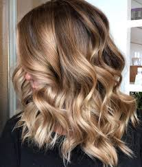Light Brown With Caramel Highlights 50 Ideas For Light Brown Hair With Highlights And Lowlights
