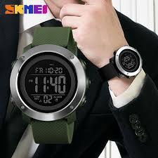 <b>SKMEI Men</b> Sports Watch Waterproof <b>Digital</b> Watches Countdown ...