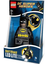 <b>Брелок</b>-<b>фонарик для ключей LEGO</b> Super Heroes - Batman <b>Lego</b> ...