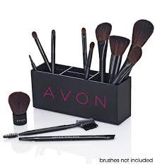 new avon makeup brush holder 8 99