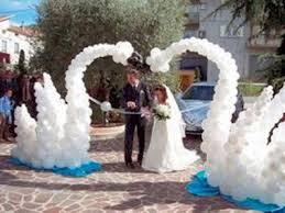 goes wedding wedding decoration ideas with balloons