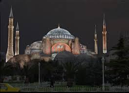 Tarihi Ayasofya Camii