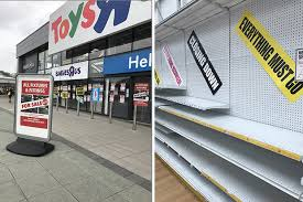 toys r us closing down in stoke