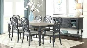 beachy dining table dining table home coastal breeze charcoal 5 rectangle dining beach cottage round dining table beachy dining tables