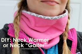 diy make your own neck warmer or neck gaiter somewhat planned want to make your own it s super easy even if you aren t an experienced your machine you can sew this actually you can even hand stitch it if you