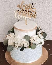Bridal Shower Cake Of Clarisa Lai By Kaia Cakes Co Bridestorycom