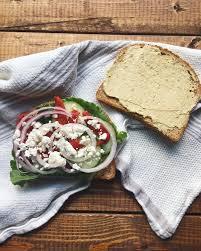 panera bread mediterranean veggie sandwich. Delighful Veggie Panera Bread Inspired Mediterranean Veggie Sandwich  Wwwthestarknestcom To