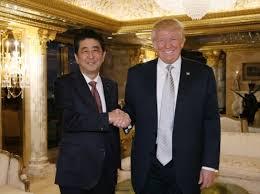 Image result for japan trump