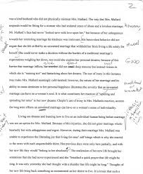 story of an hour by kate chopin students teaching english paper  picture