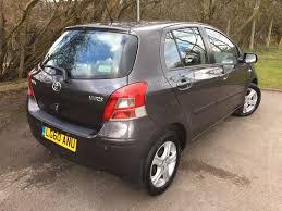 2010 10 Toyota Yaris 1.4 D4D TR 5 Door £20 Tax Diesel Long Mot ...