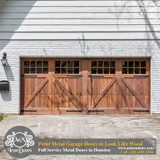 12 full service metal doors in houston