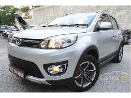 Great Wall M4 2015 Standard 1 5 In Selangor Manual Suv Silver For