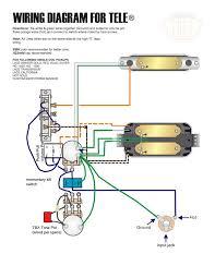 tele plus wiring telecaster guitar forum