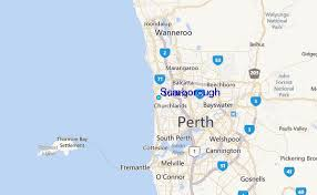 Scarborough Beach Tide Chart Scarborough Tide Station Location Guide