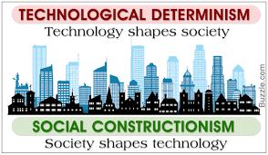 Technological Determinism Technological Determinism Vs Social Constructionism A Face Off