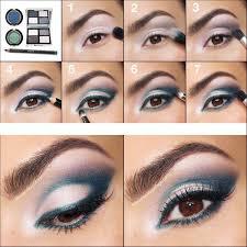 blue eye makeup tutorial you makeup tutorials you can try this season no matter what you