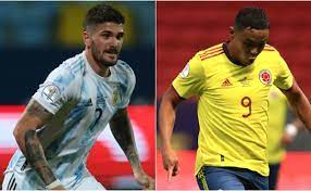 Argentina vs Colombia: Date, time and ...