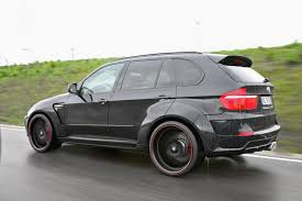 BMW Convertible bmw x5 m edition : G-POWER X5 M TYPHOON with 725 hp