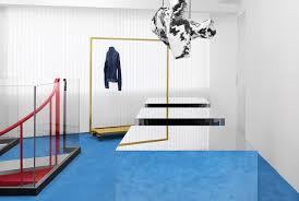 <b>Blå Konst</b> - <b>Acne Studios</b> Denim Line & Retail Space in Tokyo