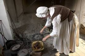Image result for colonial woman weaving