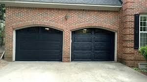 black garage door brilliant black garage doors images for your with black garage doors images hammerite black garage door