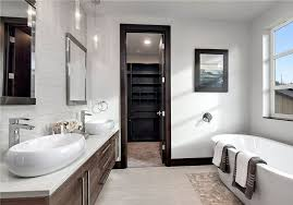 pendant lighting for bathrooms. contemporary master bath with pendant lights lighting for bathrooms