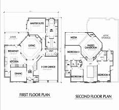 house plans with first floor master elegant two story house plans with master second floor beautiful