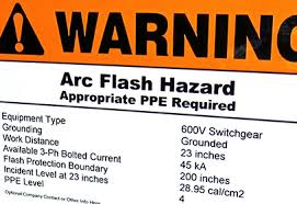 Electrical Ppe Chart Arc Flash And Electrical Safety Creative Safety Supply