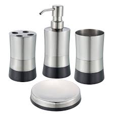 Wayfair Bathroom Accessories Stylish All Bathroom Accessories Wayfair For Brushed Nickel