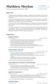 Technical Solution Architect Sample Resume Solution Architect Sample Resume shalomhouseus 2
