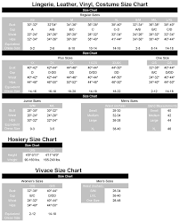 Size Charts Cici Rayne Boutique We Sell Lingerie