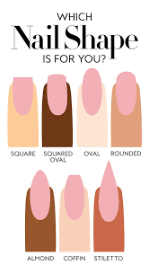 Nail Shape Guide For Manicures Instyle Com