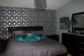 Teal Accent Home Decor Popular Teal Decorative Accents With Silver And Teal Bedroom Home 40