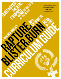 Burn Huntington Theatre Guide Curriculum By Blister Rapture 6xWH5UC