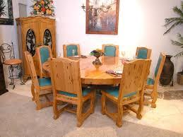 dining room round glass dining set 42 round pedestal dining table large round dining table seats