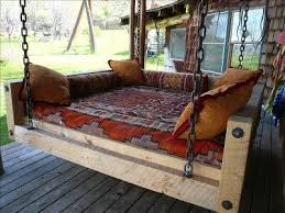 I love the idea of an outdoor sleeping space / hang out spot. king size