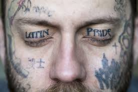 Costly face tattoo removals on the rise as regret sets in